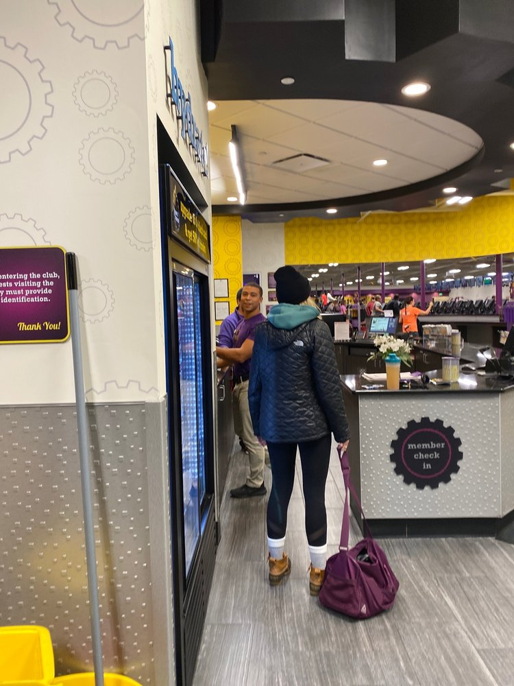 Planet Fitness Erie
