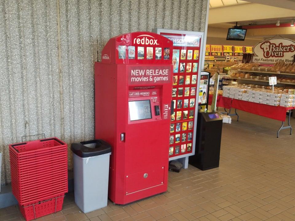 Redbox Erie