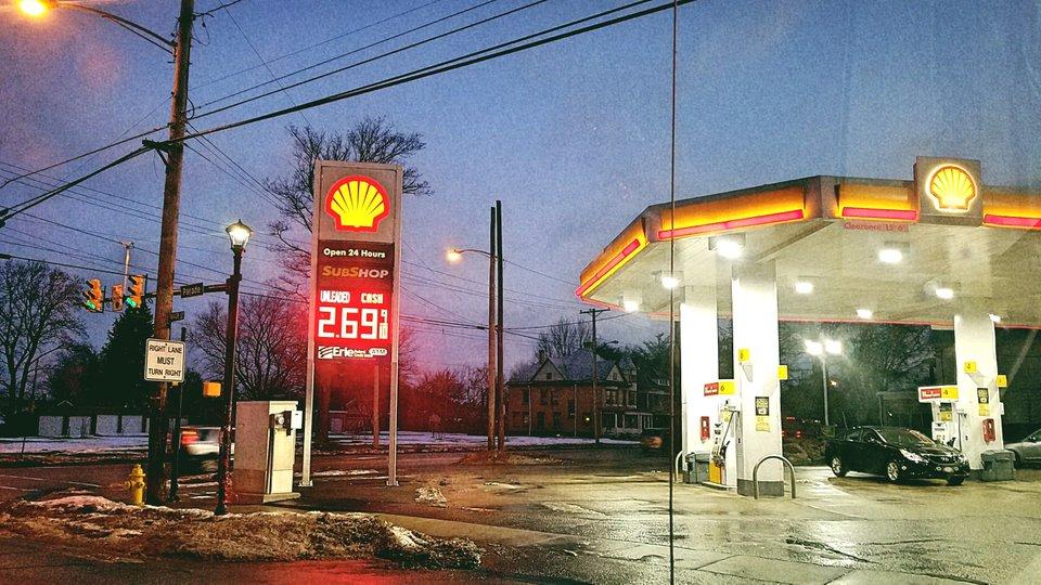 Shell Erie
