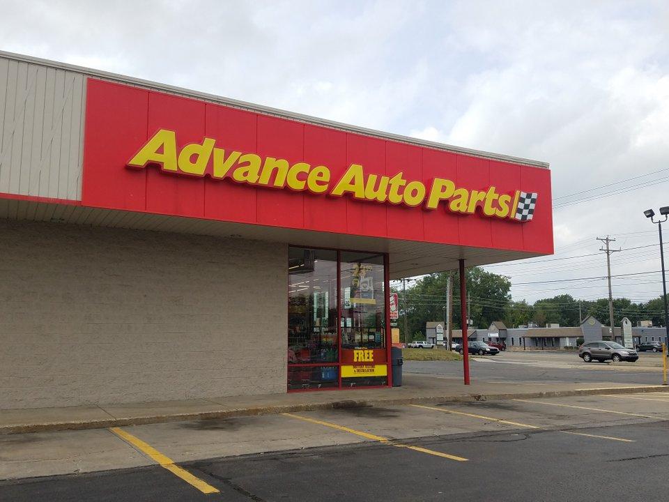 Advance Auto Parts Erie