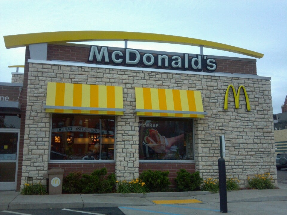 McDonald's Erie