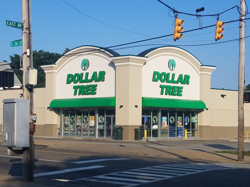 Dollar Tree Erie