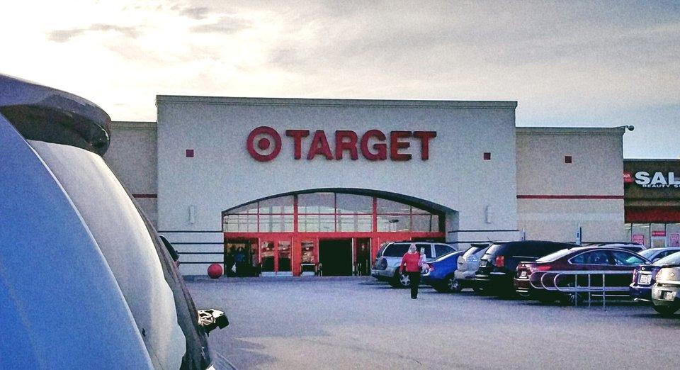 Target 6700 Peach St, Erie