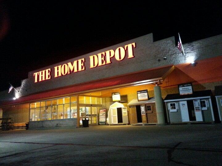 Home Depot Erie