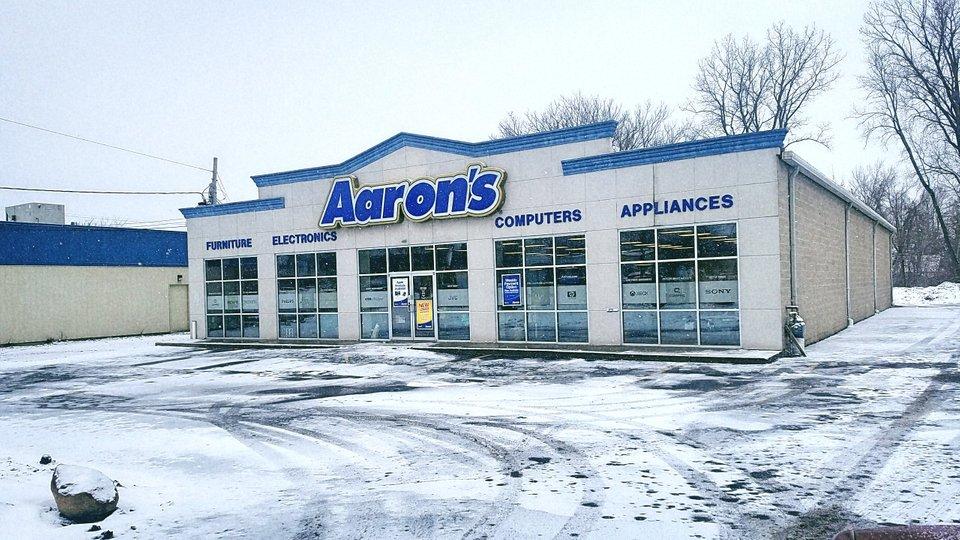 Aaron's Erie