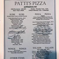 Patti's Pizza