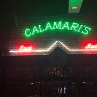 Calamari's Squid Row
