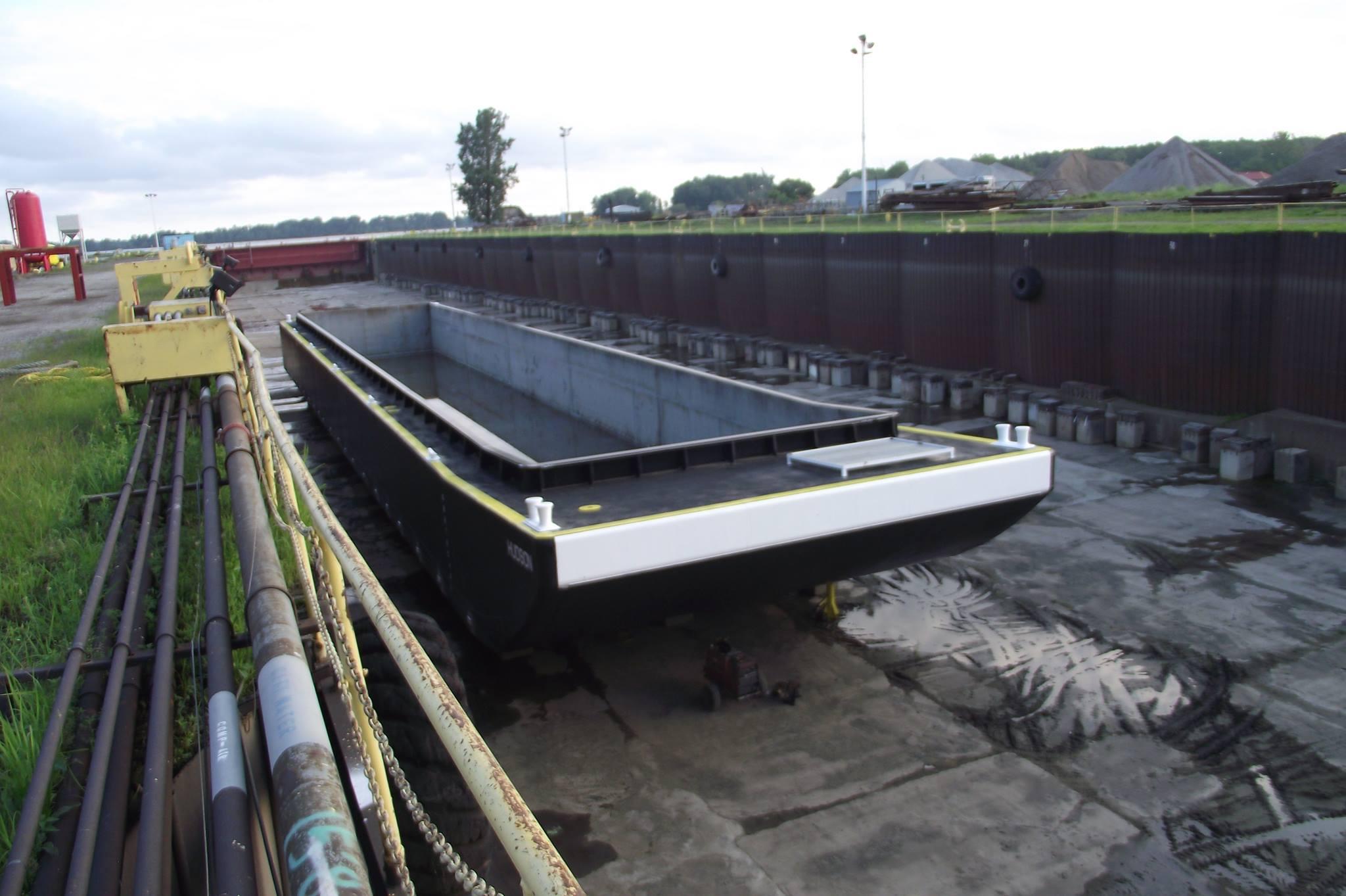 Donjon Shipbuilding and Repair LLC 220 E Bayfront Pkwy, Erie