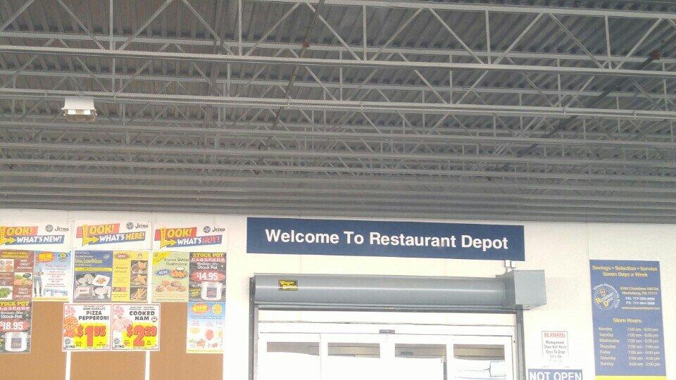 Restaurant Depot 4250 Chambers Hill Rd, Harrisburg