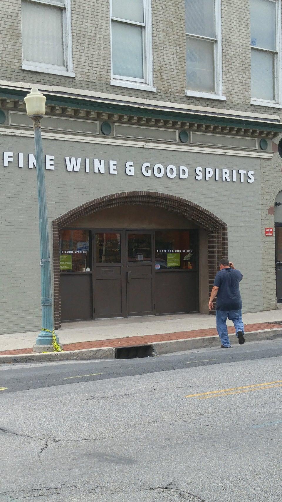 Fine Wine & Good Spirits Harrisburg