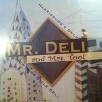 Mr. Deli And Mrs. Too!