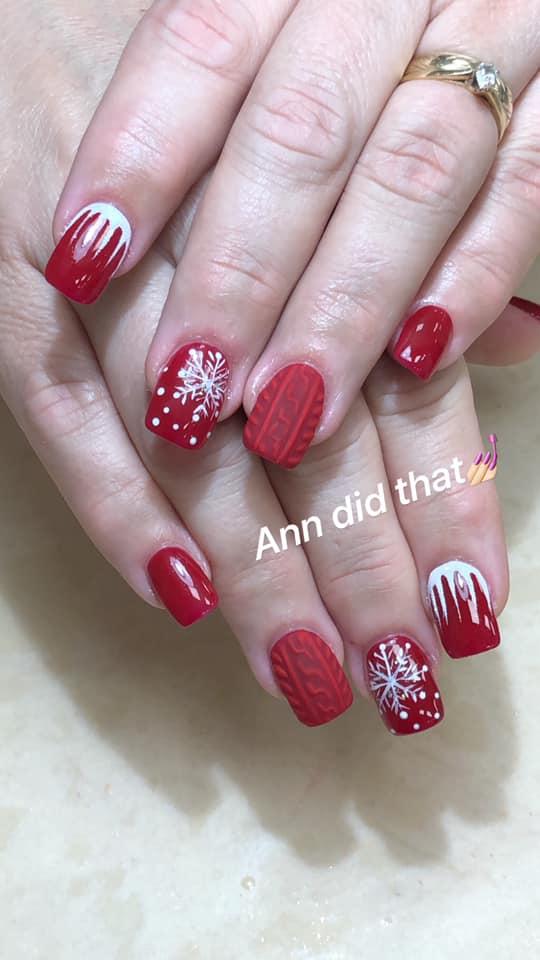 Top Nails 241 W Roseville Rd #4, Lancaster
