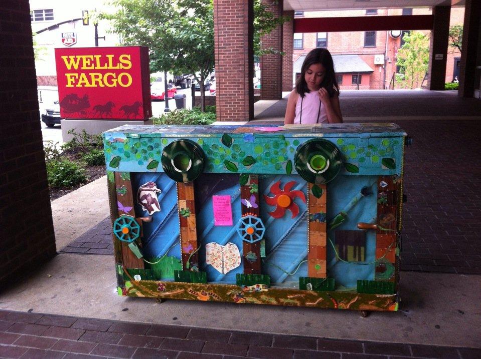Wells Fargo Lancaster