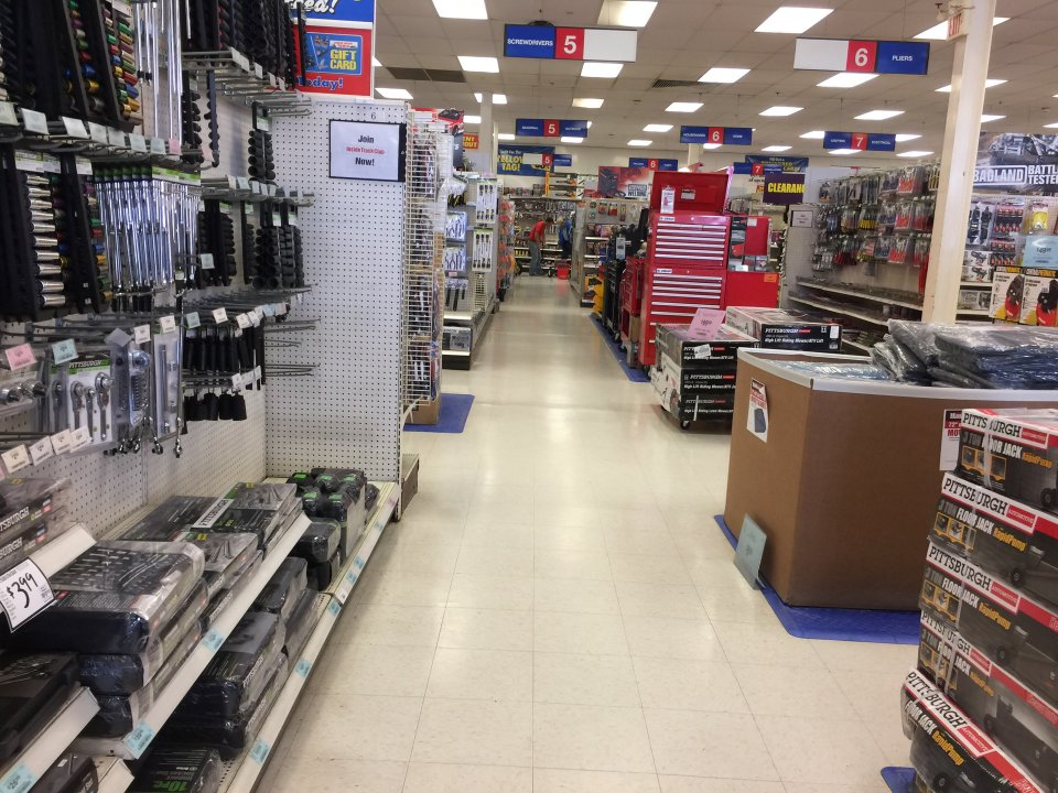 Harbor Freight Tools 2090 Lincoln Hwy E, Lancaster