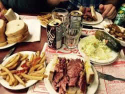 Schwartz's Deli - Sandwiches - Steaks