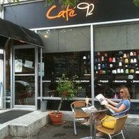 Cafe 92°