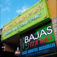 Baja's Tex Mex
