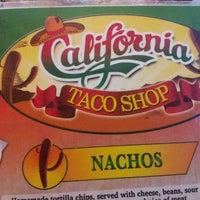 California Taco Shop