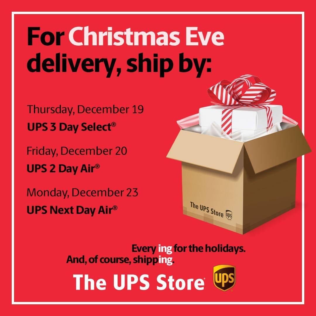 UPS Charleston