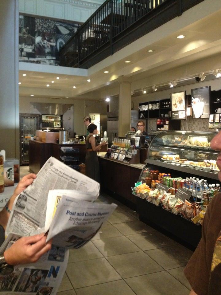 Starbucks Charleston