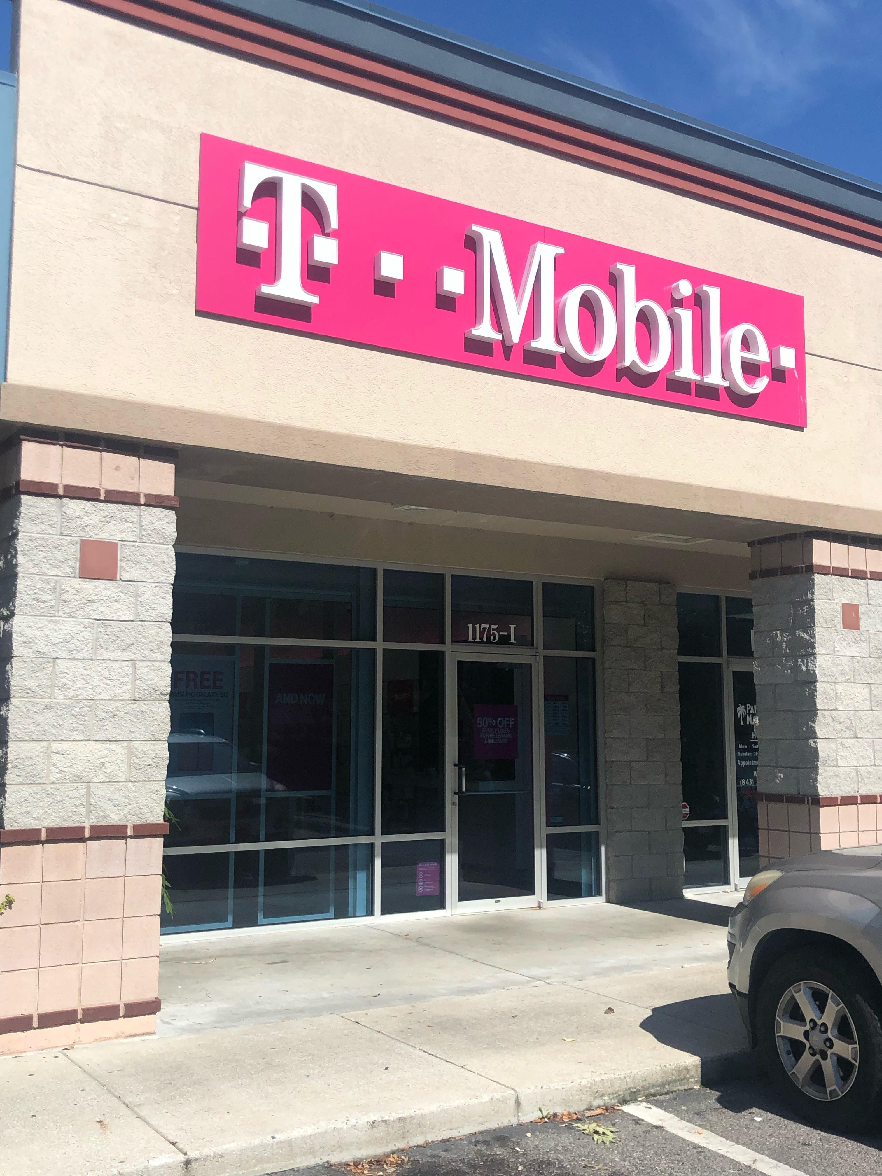 T-Mobile Charleston