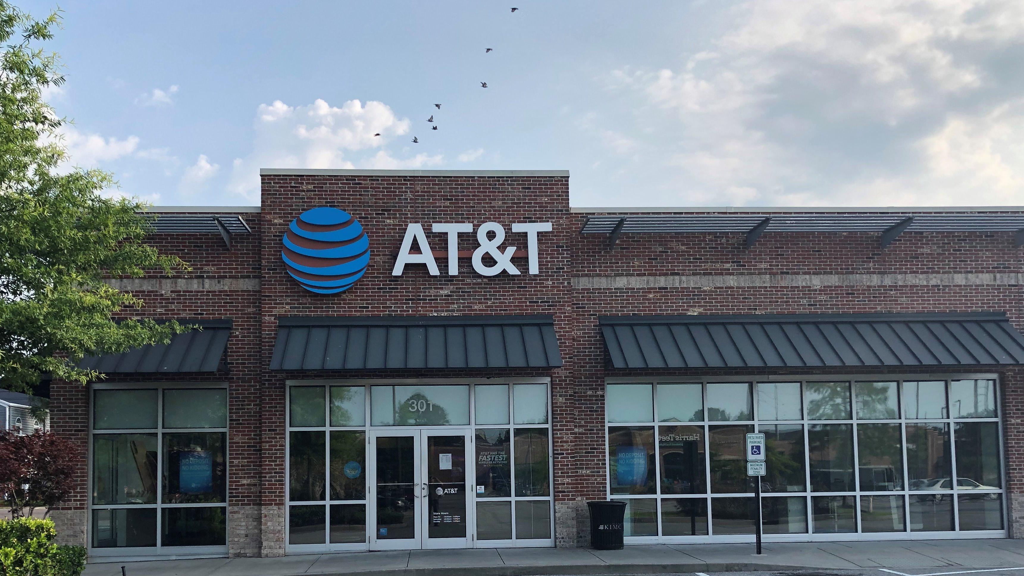 AT&T Charleston