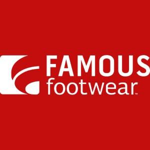 Famous Footwear TANGER FACTORY OUTLET CENTER, 4840 Tanger Outlet Blvd, Charleston