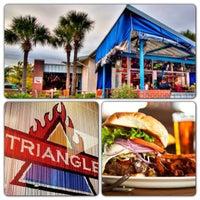 Triangle Char & Bar