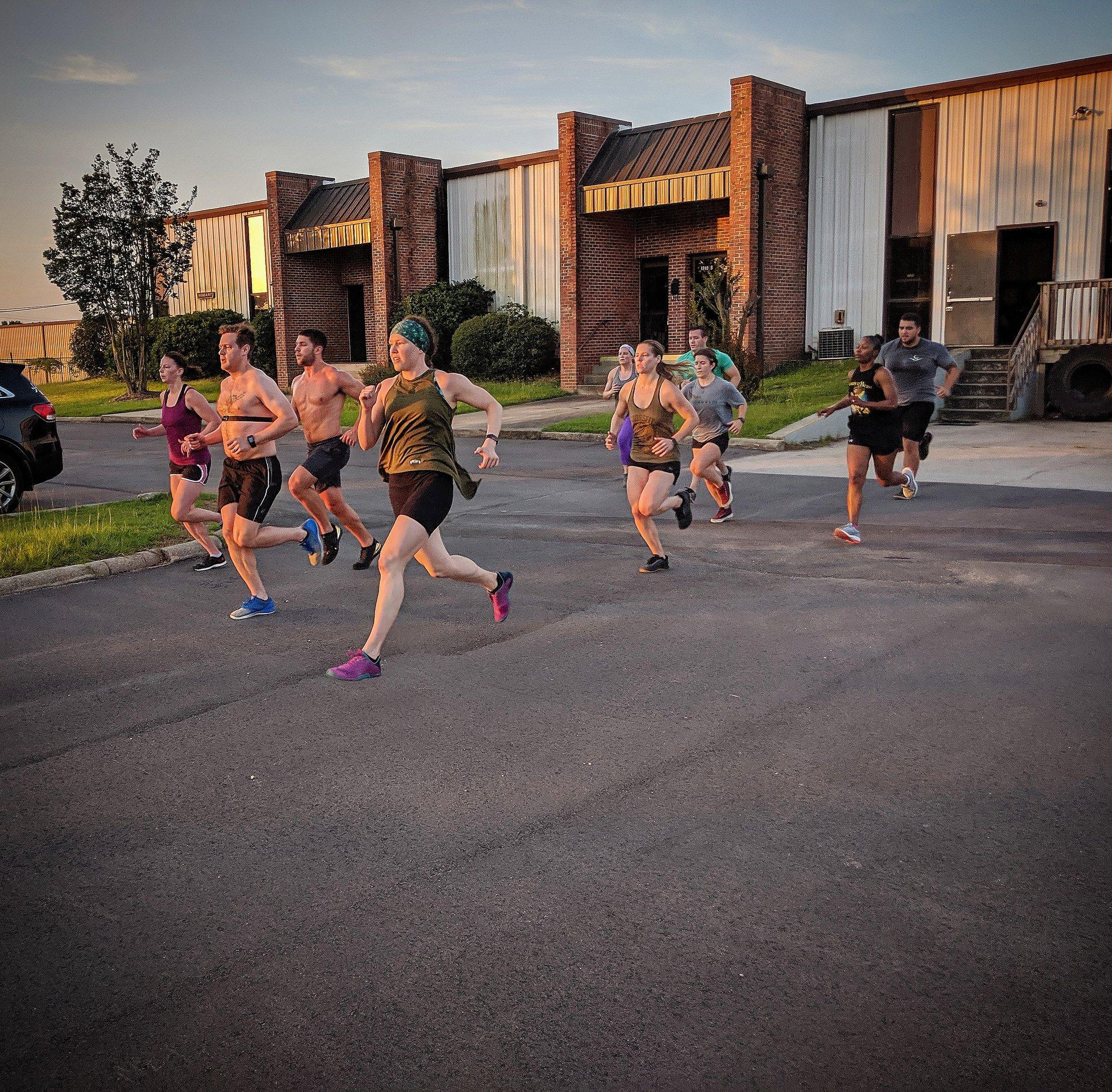 CrossFit Columbia