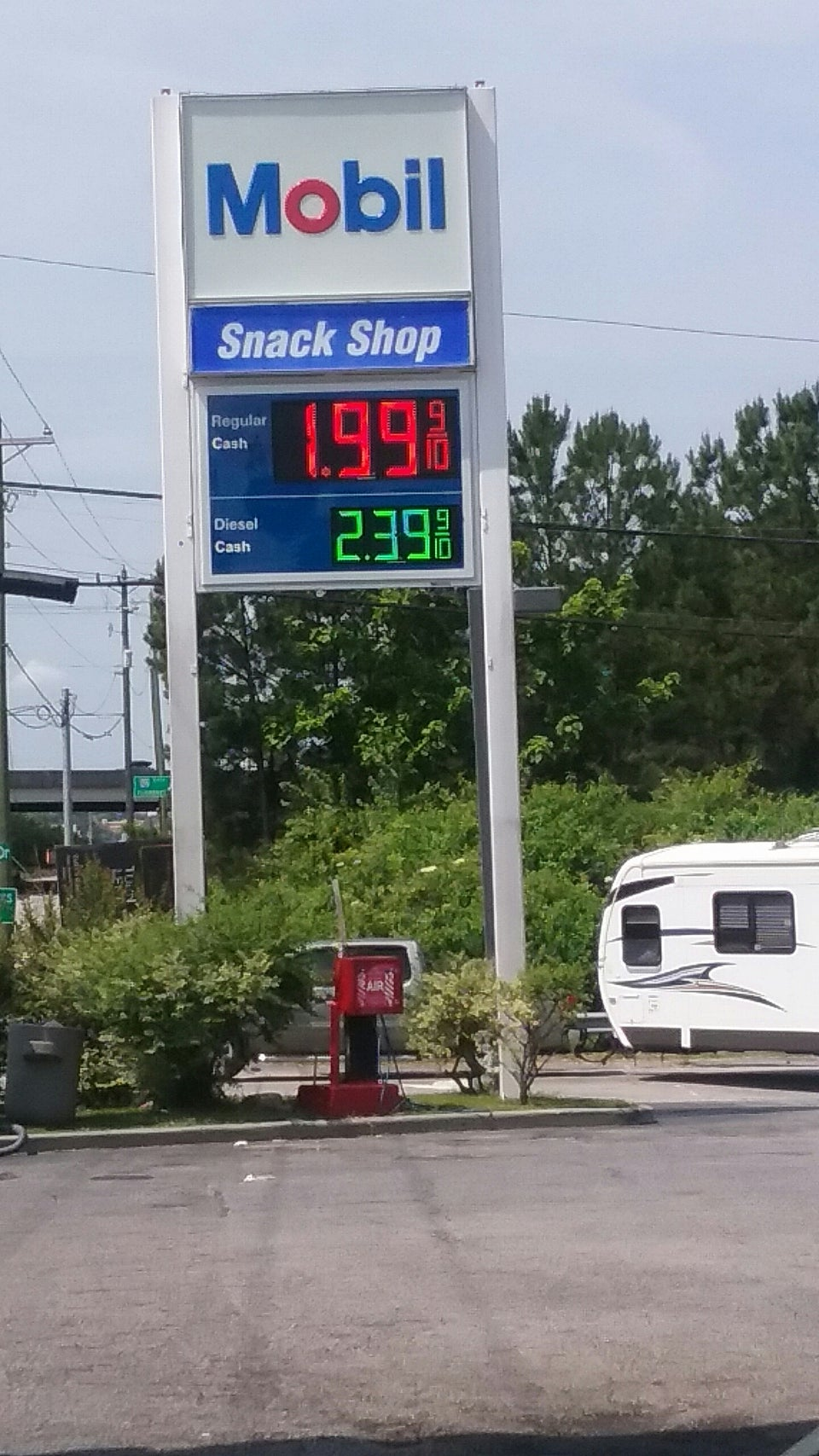 Mobil 7501 Two Notch Rd, Columbia
