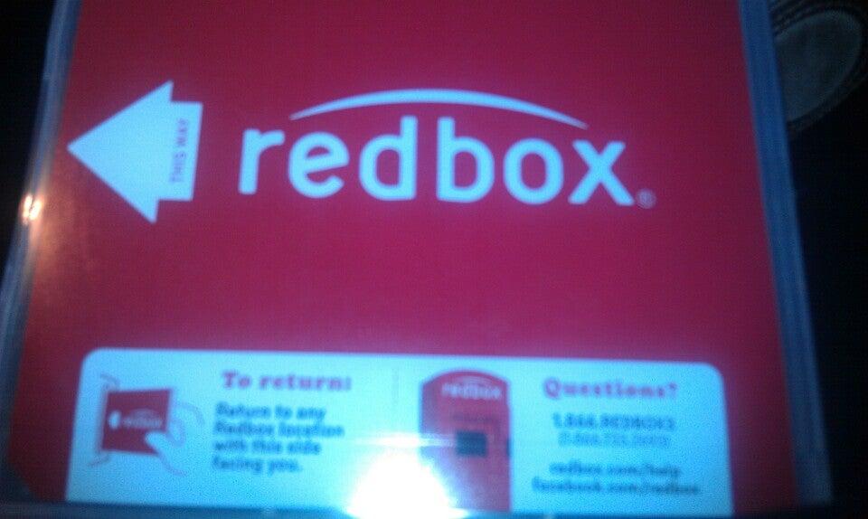Redbox Columbia
