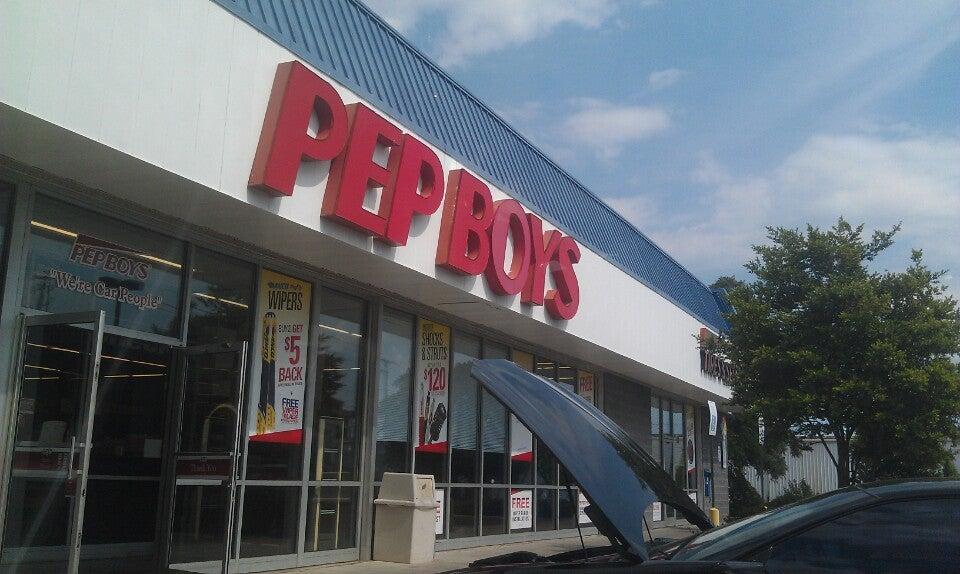 Pep Boys Columbia