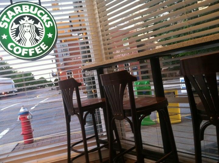 Starbucks Columbia