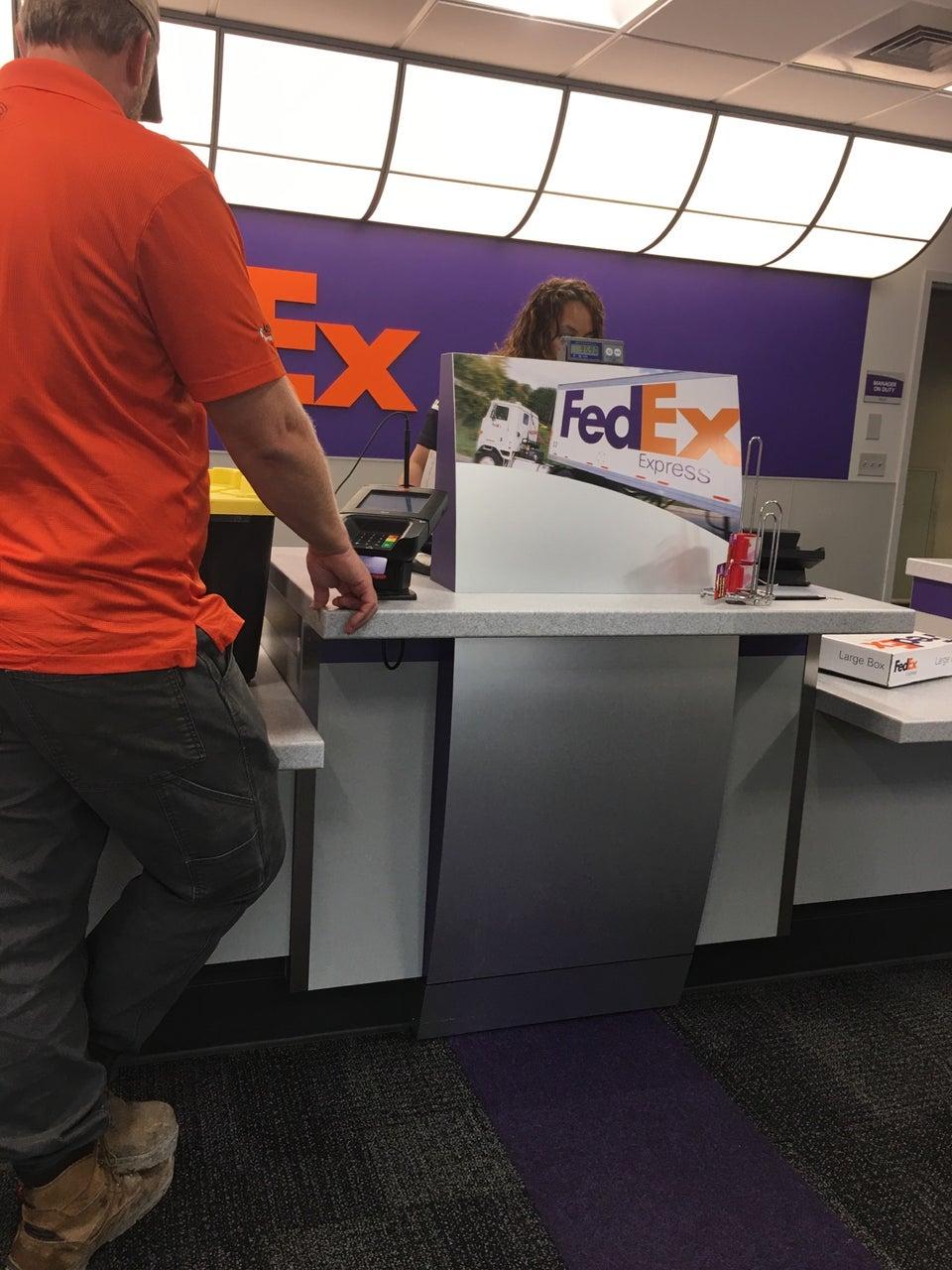 FedEx Greenville