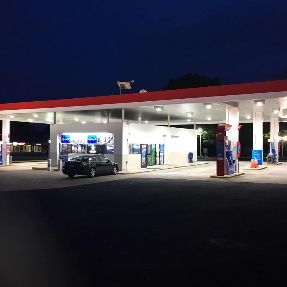 Exxon Greenville