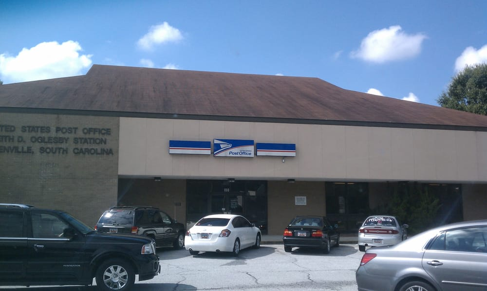 USPS Greenville