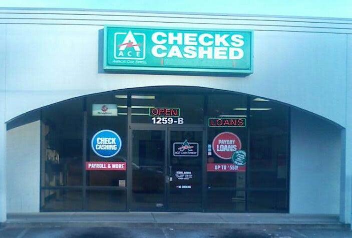 ACE Cash Express 1259 S Pleasantburg Dr Ste B, Greenville