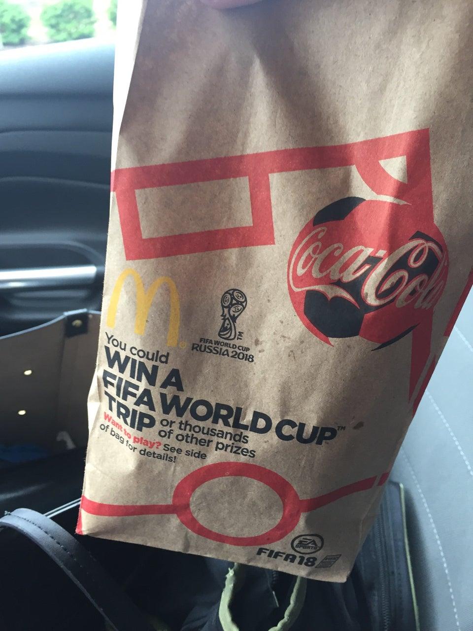McDonald's Greenville