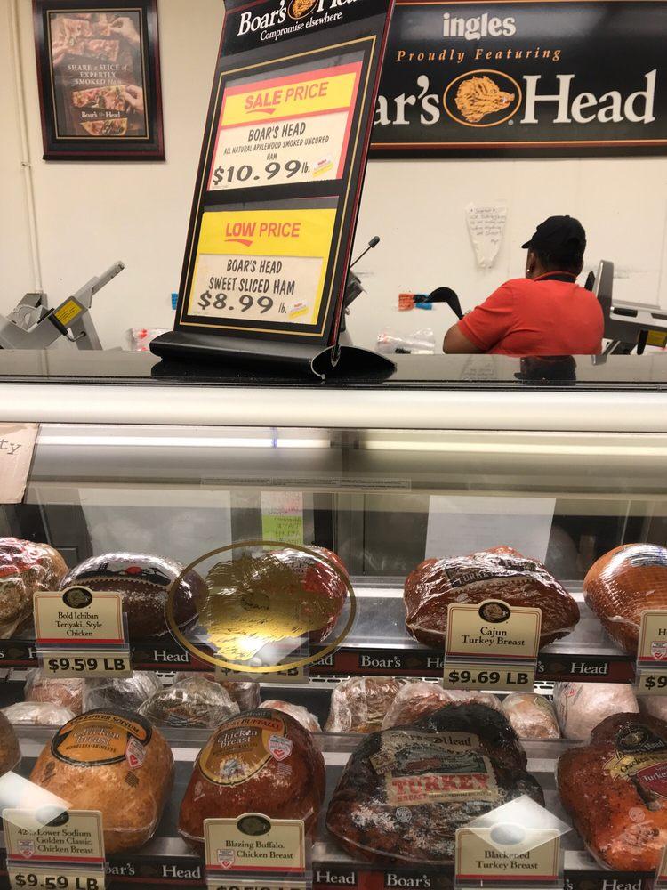 Ingles Markets Greenville