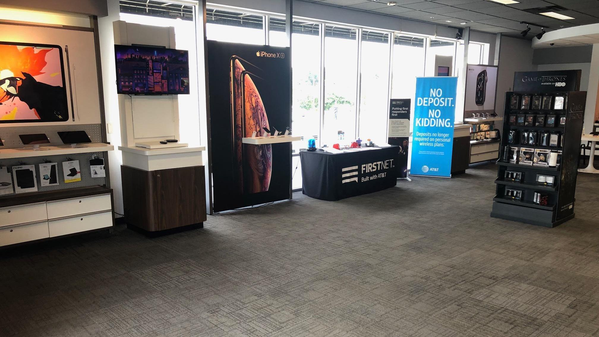 AT&T Greenville