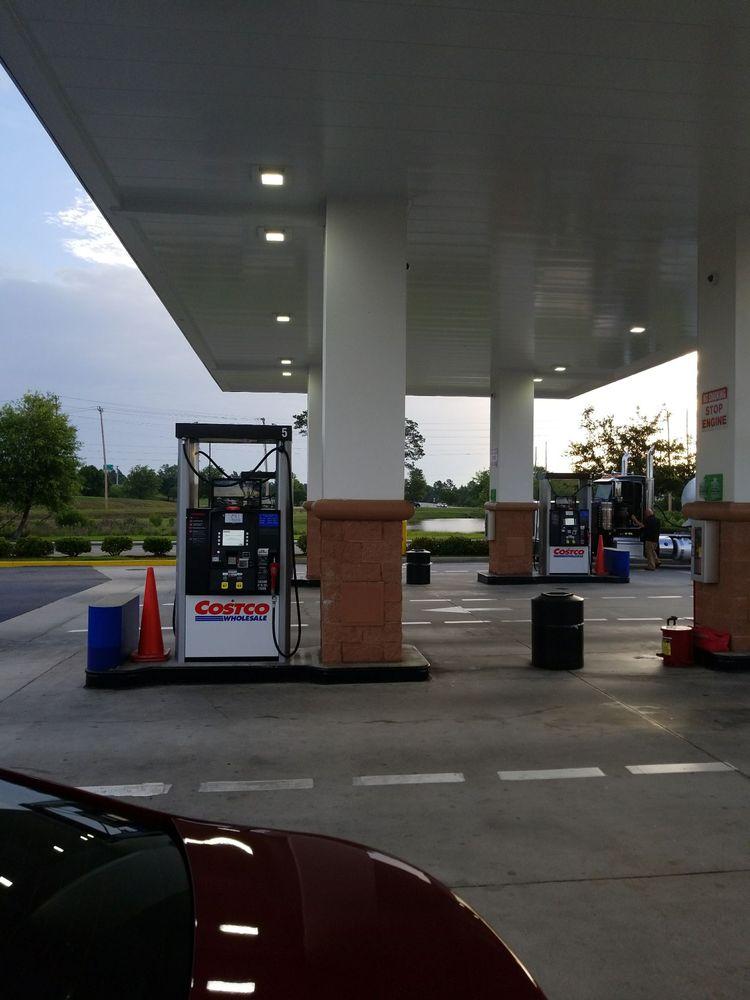 Costco Gas Station 1021 Oak Forest Ln, Myrtle Beach