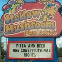 Mellow Mushroom Myrtle Beach