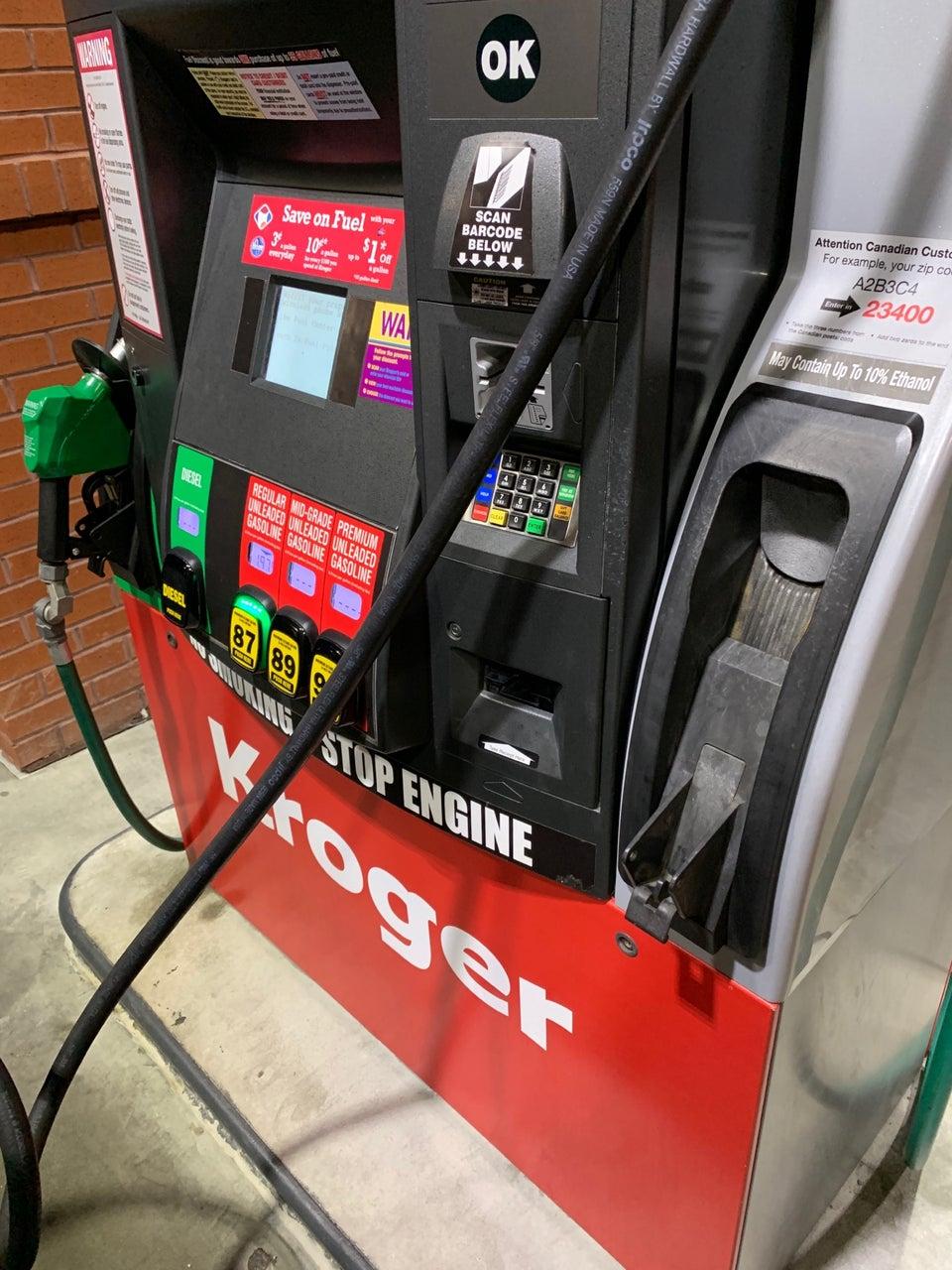 Kroger Gas Station Myrtle Beach
