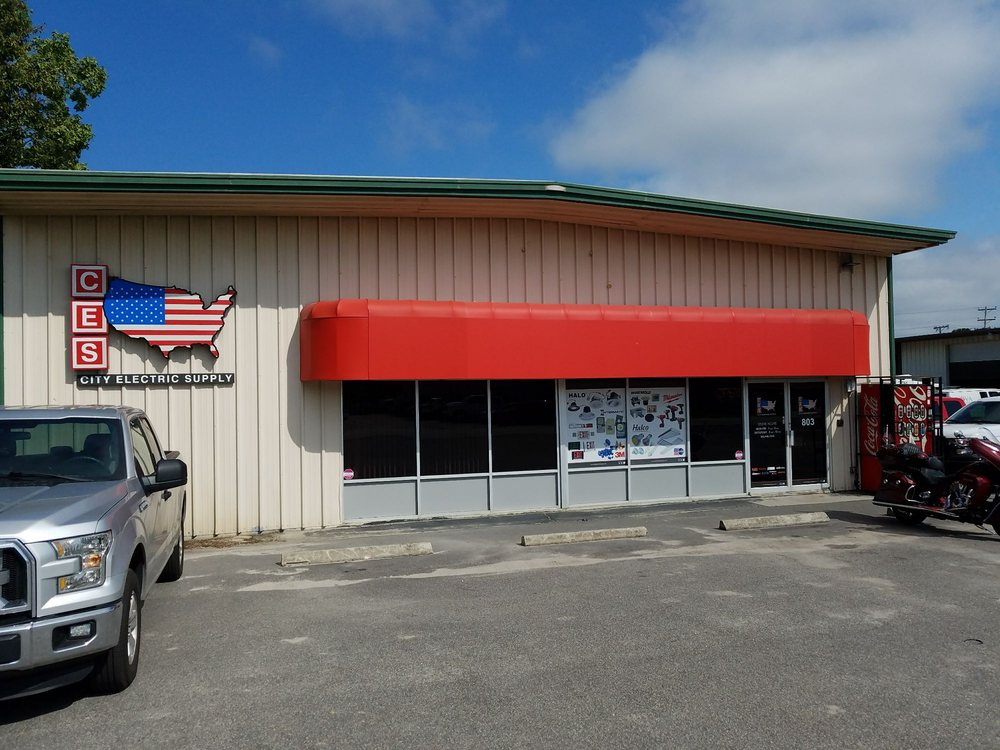 City Electric Supply 803 Seaboard St, Myrtle Beach