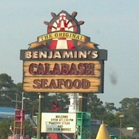 The Original Benjamin's Calabash Seafood