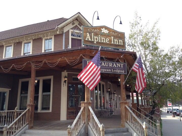 Alpine Inn 133 E Main St, Hill City