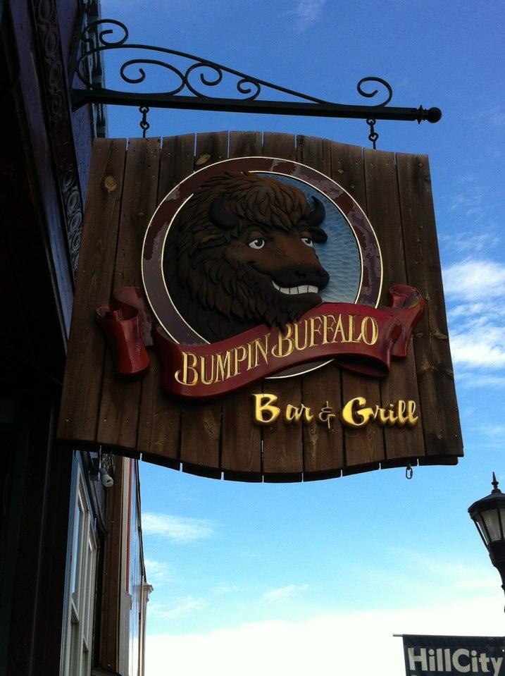 Bumpin Buffalo Bar and Grill 245 Main St, Hill City