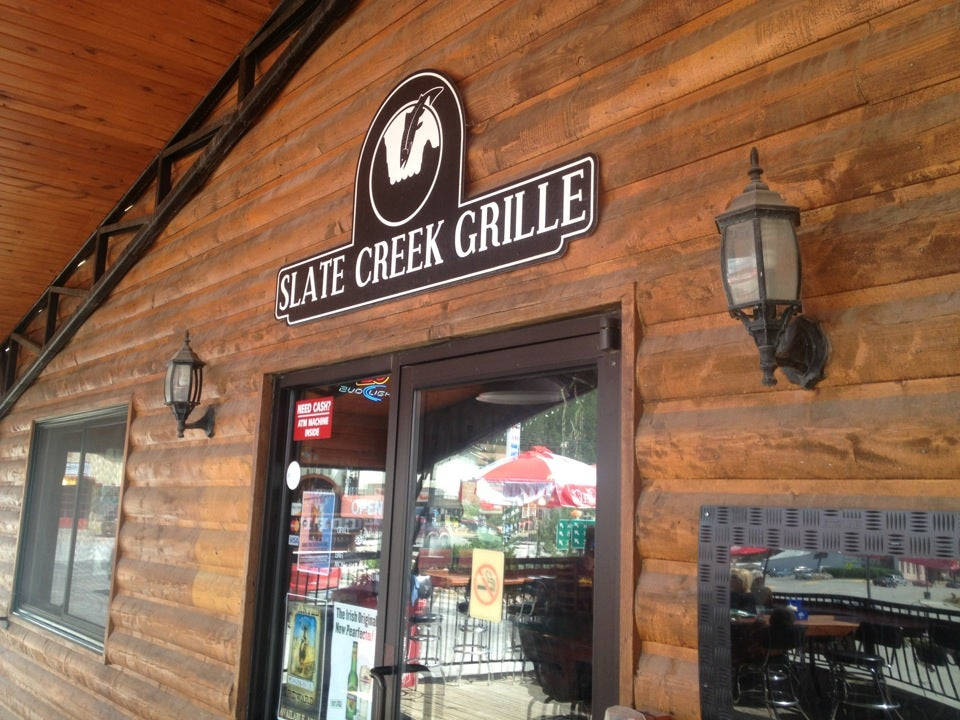 Slate Creek Grille 158 Museum Dr, Hill City