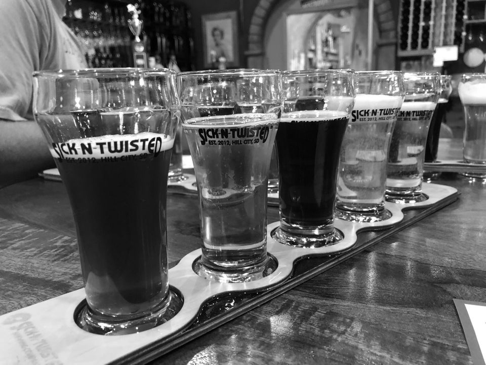 Sick-N-Twisted Brewery 23851 US-385, Hill City