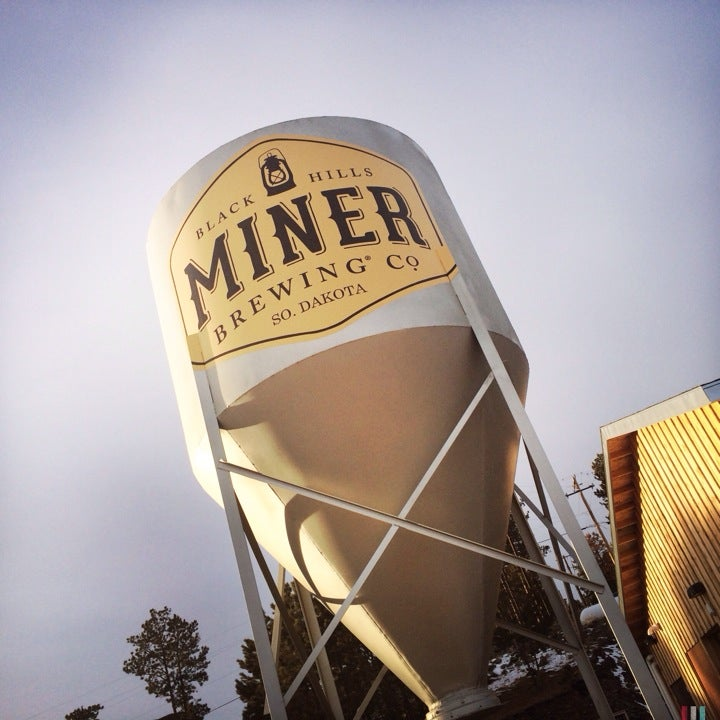 Miner Brewing Company 23845 US-385, Hill City